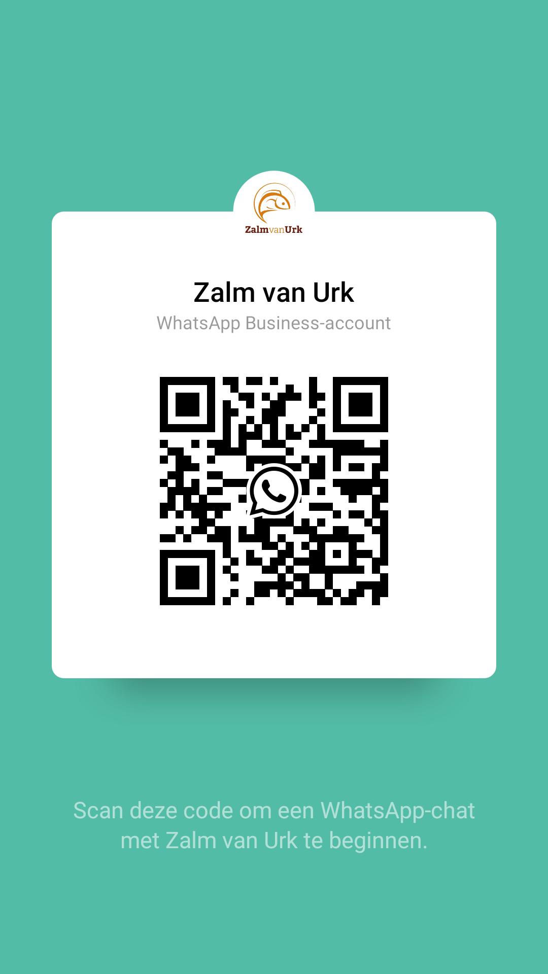 Contact Zalm van Urk